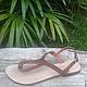 Обувь ручной работы. Сандалии из питона. Paradise Bali. Ярмарка Мастеров. Сандалии на заказ