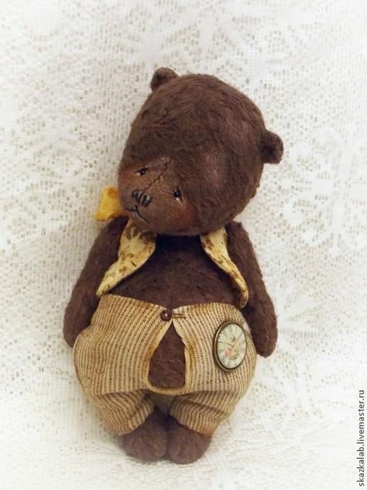 Мишки Тедди ручной работы. Ярмарка Мастеров - ручная работа. Купить Тимка. Handmade. Мишка тедди, макарова виктория