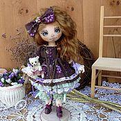 Куклы и игрушки ручной работы. Ярмарка Мастеров - ручная работа Стефания. Handmade.