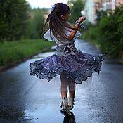"""Одежда ручной работы. Ярмарка Мастеров - ручная работа Детский лук """"Дочь грозы"""". Handmade."""