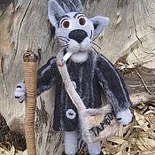 """Мягкие игрушки ручной работы. Ярмарка Мастеров - ручная работа """"Тамбовский волк вам - товарищ!"""". Handmade."""