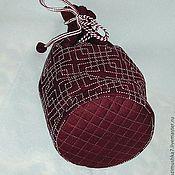 Сумки и аксессуары ручной работы. Ярмарка Мастеров - ручная работа Мешочек кинчакю с круглым дном. Handmade.