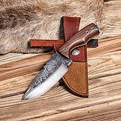 Сувениры и подарки handmade. Livemaster - original item Knife with scabbard