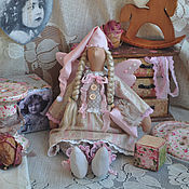 Куклы и игрушки handmade. Livemaster - original item Angel sweet dreams