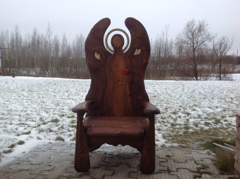 """Кресло,, под крылом ангела"""", Мебель, Великий Новгород, Фото №1"""