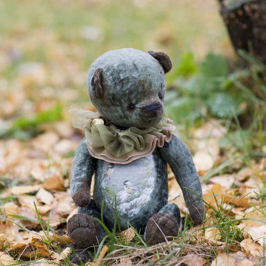 Мишки Тедди ручной работы. Ярмарка Мастеров - ручная работа. Купить Хранитель тайн. Handmade. Мишка, Плюшевый мишка, медвежонок