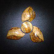 Кабошоны ручной работы. Ярмарка Мастеров - ручная работа Комплект из симбирцита. Handmade.