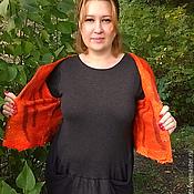 Одежда ручной работы. Ярмарка Мастеров - ручная работа Жакет Цвет осени. Handmade.