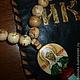 Order Rosary Orthodox icon. Bonoka. Livemaster. . Fun Фото №3