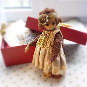"""Куклы и игрушки ручной работы. Ярмарка Мастеров - ручная работа Обезьянка """"Маргоша"""". Handmade."""