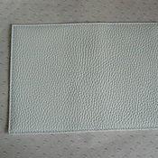 Материалы для творчества ручной работы. Ярмарка Мастеров - ручная работа Обложка для паспорта, кожа. Handmade.