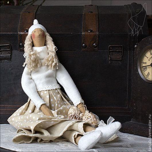 Куклы Тильды ручной работы. Ярмарка Мастеров - ручная работа. Купить Фрея  - кукла в бохо стиле. Handmade. Тильда в бохо
