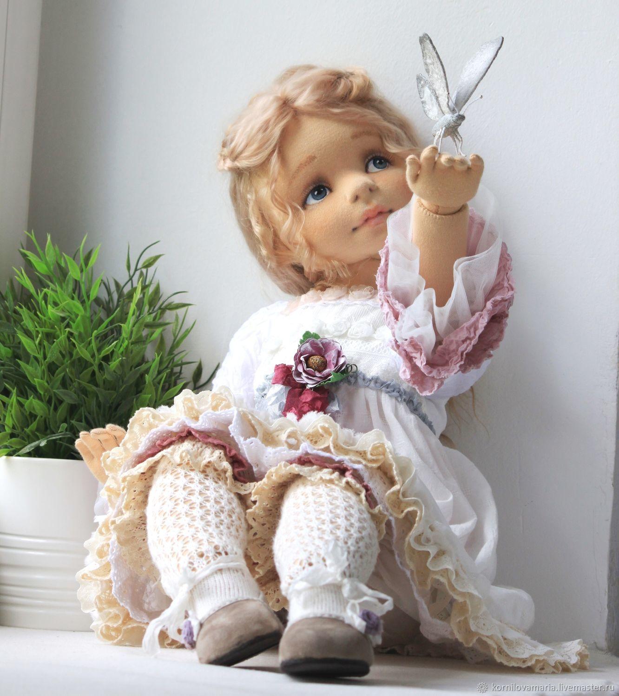 Кукла коллекционная авторская Джорджиана, Куклы и пупсы, Калининград,  Фото №1