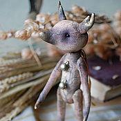 Куклы и игрушки ручной работы. Ярмарка Мастеров - ручная работа Жук-олень. Handmade.