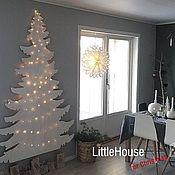 Подарки к праздникам handmade. Livemaster - original item Christmas tree 200cm. Handmade.