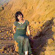 """Одежда ручной работы. Ярмарка Мастеров - ручная работа платье """"Клеопатра"""". Handmade."""