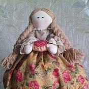 Для дома и интерьера handmade. Livemaster - original item Woman on the kettle. Handmade.