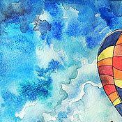 Картины и панно ручной работы. Ярмарка Мастеров - ручная работа и снова ага! (иллюстрации тырц...). Handmade.