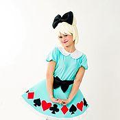 Одежда handmade. Livemaster - original item Costume for animator LOL Alice Doll. Handmade.