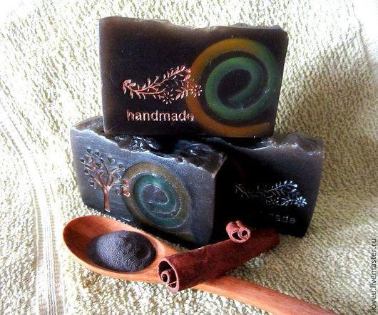 """Мыло ручной работы. Ярмарка Мастеров - ручная работа. Купить Натуральное мыло """"Свежесть"""", мыло от прыщей, от черных точек, 8 марта. Handmade."""