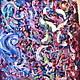 Картина `Радужные сны Вселенной`)) Абстракция.Катерины Аксеновой.Картина хамелеон купить картину абстракция,купить картину в москве,купить радужную картину,разноцветный