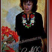 Одежда handmade. Livemaster - original item Blouse