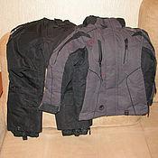 Винтаж handmade. Livemaster - original item Winter jacket for boy separate Appariva ski. Handmade.