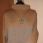 """Одежда ручной работы. Ярмарка Мастеров - ручная работа Джемпер """"Ирис"""". Handmade."""