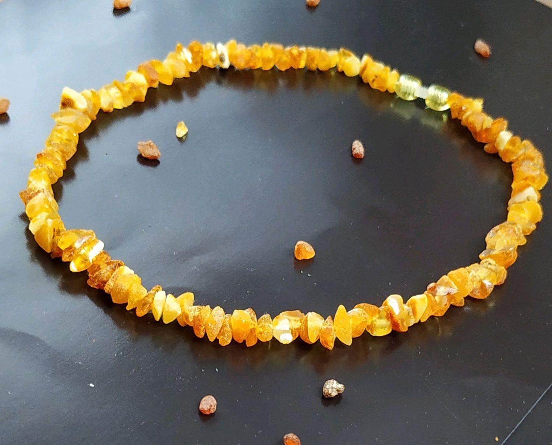 Children's amber beads, Medical beads for children, amber for babies,, Beads2, Kaliningrad,  Фото №1