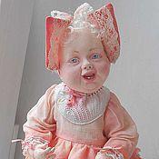 """Куклы и игрушки ручной работы. Ярмарка Мастеров - ручная работа Авторская кукла """"Манюня"""". Handmade."""