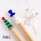 Спицы для вязания 20 мм сувенирные