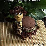 Для дома и интерьера handmade. Livemaster - original item The Turtle Pincushion. Handmade.
