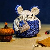 Мягкие игрушки ручной работы. Ярмарка Мастеров - ручная работа Мыши-путешественницы. Handmade.