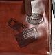 """Мужские сумки ручной работы. Портфель №7 """"Vincent"""". ANTE-KOVAC (ante-kovac). Ярмарка Мастеров. Абстрактный"""