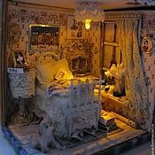 Румбоксы ручной работы. Ярмарка Мастеров - ручная работа Вечер в Париже. Handmade.