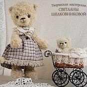 """Куклы и игрушки ручной работы. Ярмарка Мастеров - ручная работа Мишки Тедди из серии """"Материнский капитал"""". Handmade."""