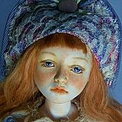 Куклы и игрушки ручной работы. Ярмарка Мастеров - ручная работа Шарнирная кукла ЛЮси. Handmade.