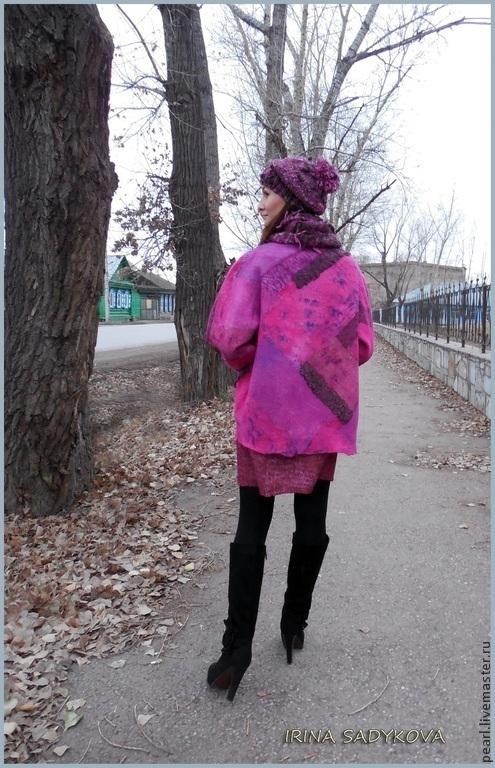 Ирина Садыкова. Легкое пальто свободного силуэта.Видео мастер-класс