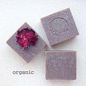 МЫЛО Роза бордо мыло органическое