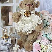 """Куклы и игрушки ручной работы. Ярмарка Мастеров - ручная работа """"Мишель"""". Коллеционный мишка тедди.. Handmade."""