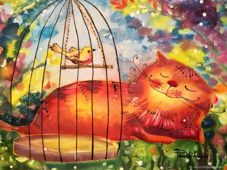 открытки с котами счастье это видов роз фото