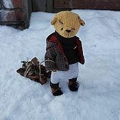 Куклы и игрушки ручной работы. Ярмарка Мастеров - ручная работа Гриша.. Handmade.