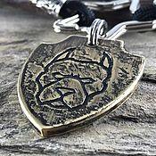 Зоотовары handmade. Livemaster - original item Staffordshire Terrier Medallion. Handmade.