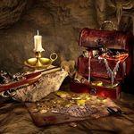 Остров сокровищ-3 (Анастасия Граф) - Ярмарка Мастеров - ручная работа, handmade