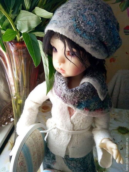"""Одежда для кукол ручной работы. Ярмарка Мастеров - ручная работа. Купить Комплект одежды """"В русском духе"""" для кукол Kaye Wiggs. Handmade."""