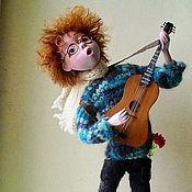 """Куклы и игрушки ручной работы. Ярмарка Мастеров - ручная работа Авторская кукла """"С добрым утром, любимая!"""". Handmade."""