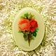 Мыло ручной работы. Ярмарка Мастеров - ручная работа. Купить Акварельные розы. Handmade. Разноцветный, цветочный, косметическая отдушка