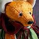 Мишки Тедди ручной работы. Тедди Lisssssss. Teddy & Co (teddykazan). Ярмарка Мастеров. Лиса