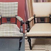 Кресла ручной работы. Ярмарка Мастеров - ручная работа Перетяжка и ремонт кресел. Handmade.