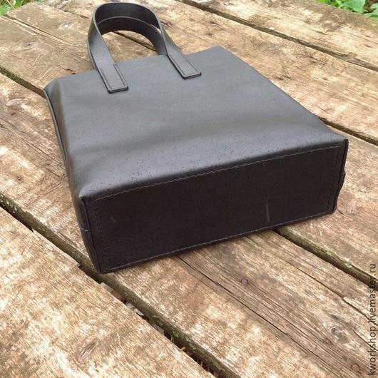 Женские сумки ручной работы. Ярмарка Мастеров - ручная работа. Купить Черная сумка шоппер. Handmade. Черный, сумка шоппер
